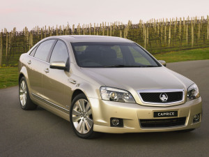 Airport Transfers Melbourne - 2008 Holden Caprice